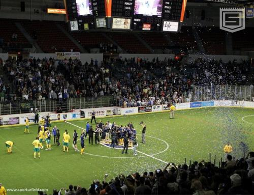 Synthetic Turf for San Diego Sockers team